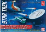 Model Plastikowy AMT - Star Trek Cadet Series TOS Era Ship (3 w 1)