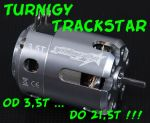 Silnik ON-Road Drift Turnigy TrackStar 3,5T 4,5T 5,5T 6,5T 8,5T 21,5T z sensorem