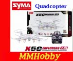 Quadcopter SYMA X5C-1 HD Kamera 2Mp karta 2GB DRON
