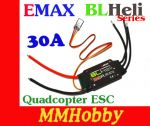 Regulator obrotów ESC EMAX 30A BLHeli Series Quadcopter Dron