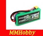 MultiStar Race Spec 3S 1400mAh 40-80C Multi-Rotor Lipo Pack For FPV Minis