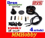 Silniki DYS 1806 2300KV BE Series Quadcopter 250