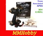 Aparatura Team Associated XP3G 2,4 GHz 3CH