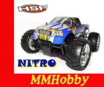 HSP Monster 1/10 3,0ccm NITRO 4X4 MONSTER TRUCK