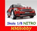 Model RC 1/8 TOMAHAWK XL Countryman Mini WRC - Thunder Tiger