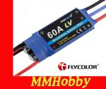 Regulator lotniczy FLY 60A FLYCOLOR  U-BEC 2-6S 7,4-22,2V ESC