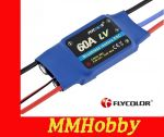 Regulator lotniczy FLY 60A FLYCOLOR 7,4-14,8V ESC