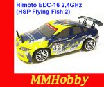 Model RC Samochód Himoto EDC-16 2,4GHz ( HSP Flying Fish 2 )