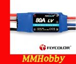 Regulator lotniczy FLY 80A - FLYCOLOR ESC