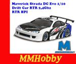 Maverick Strada DC Evo 1/10 Drift Car RTR 2,4Ghz RTR