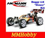 "Model RC Ansmann Buggy 1:8 ""Deuce"" Kit"